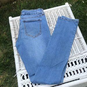 Premium Dolce&B distressed skinny jeans 9